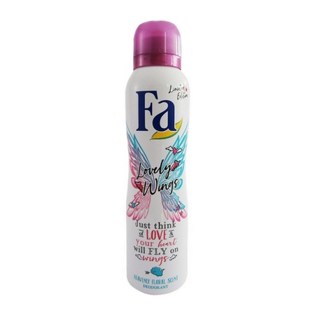 FA deo Lovely Wings150 ml