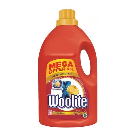 WOOLITE Color 4,5 l