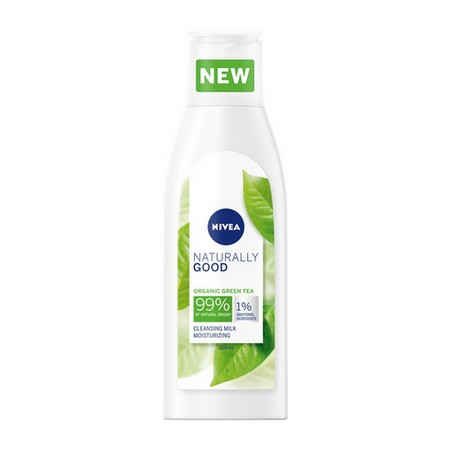 NIVEA pleťové mléko Naturally Good  200 ml
