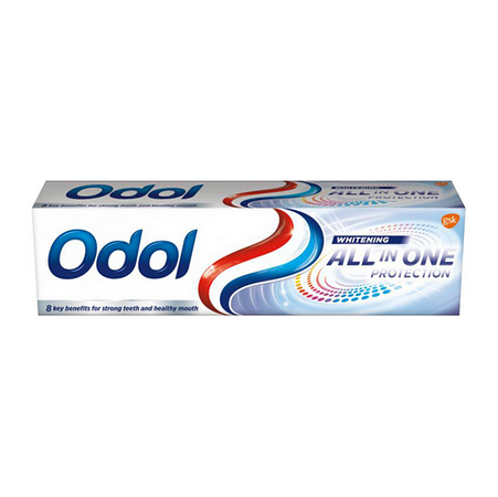 ODOL ZP All in One Protection Whitening 75 ml