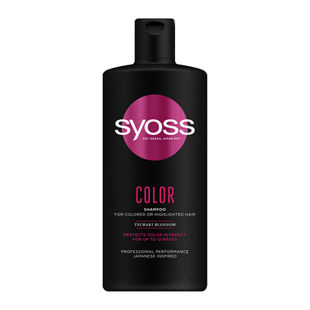 SYOSS Šampon Color 440 ml